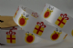 CR Ribbon: White Satin Ribbon with Reindeer Faces & Presents 25mm